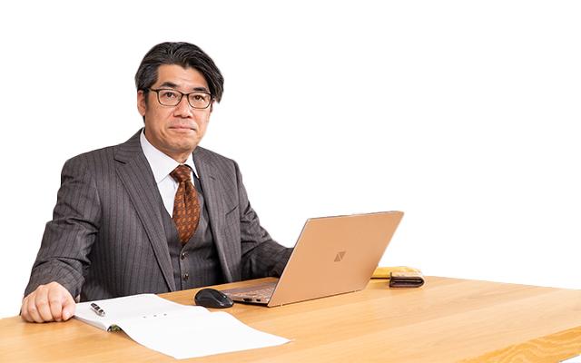 代表取締役:竹村秀一のご挨拶