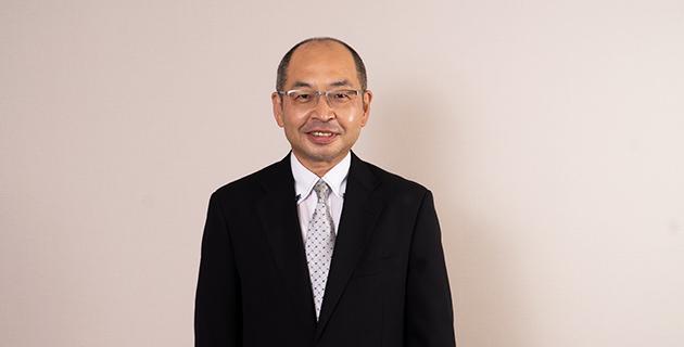 総務部次長:中西朗夫