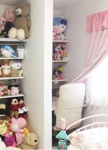 子供たちの部屋